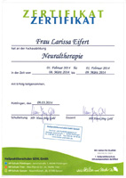 2014-03-09 Neuraltherapie
